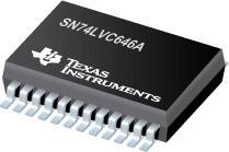 SN74LVC646A 具有三态输出的八路总线收...