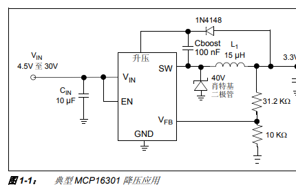 MCP16301 600mA 演示板的详细中文资料免费下载