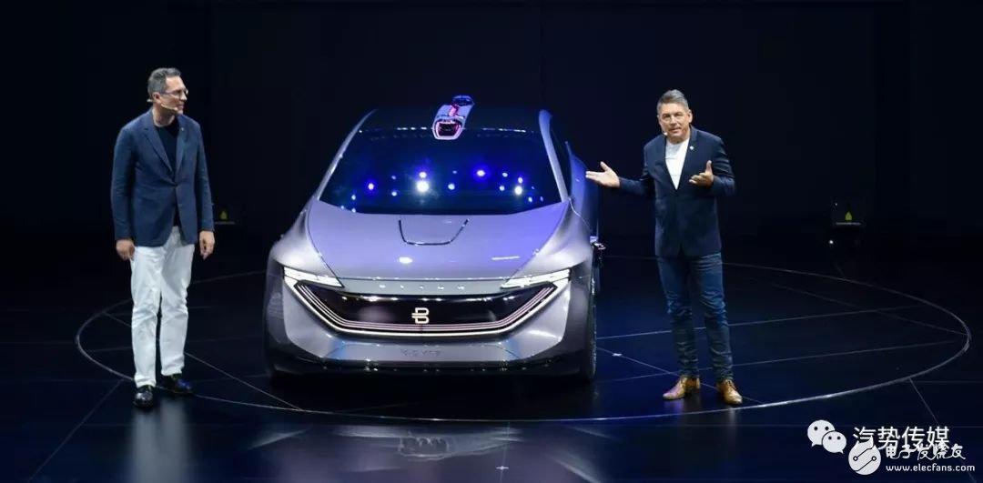 CES Asia2018汽势焦点聚集 带你领略汽车黑科技