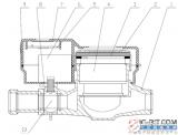 【新专利介绍】一种基于NB-IoT阀控的干簧管式...