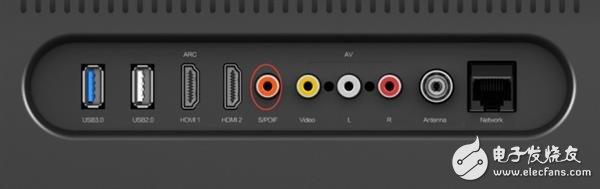 接口/总线/驱动 正文     电视外接音响或功放除了使用hdmi,更为常用
