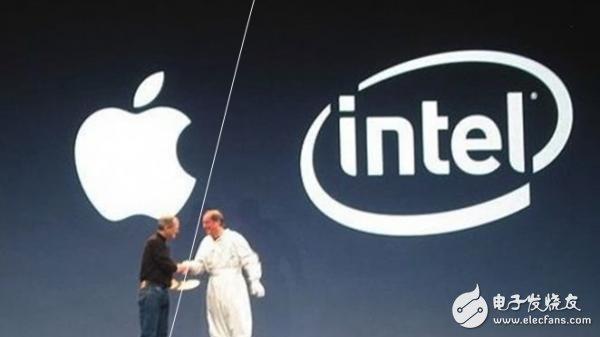 苹果自行研发ARM架构处理器,Intel的地位动摇