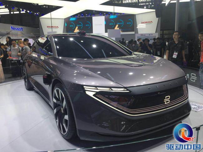 【回顾往年CES】拜腾汽车第二款概念车惊艳亮相,搭载L4级别的自动驾驶,引全场欢呼
