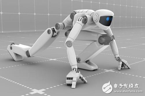 全球机器人市场发展规模预测解析