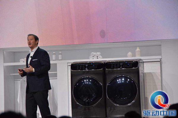 【回顾往年CES】三星发布了一套具有革命性的洗衣...