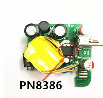 PN8386-5V 3A手机充电器智能USB插座