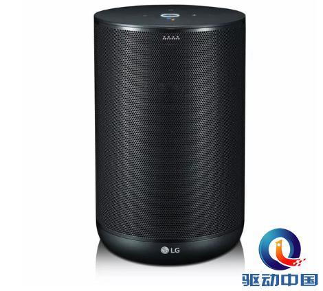 【回顾往年CES】LG推出一款名为LG ThinQ的智能音箱
