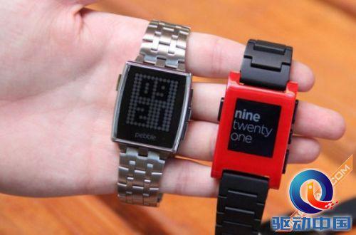 【回顾往年CES】Pebble发布了第二代智能手表——Pebble Steel