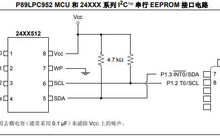 使用C语言和硬件模块实现8051MCU与I2C串行EEPROM的接口的资料概述