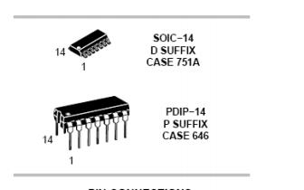MC1496和MC1496B平衡式调制解调器的详细中文资料概述