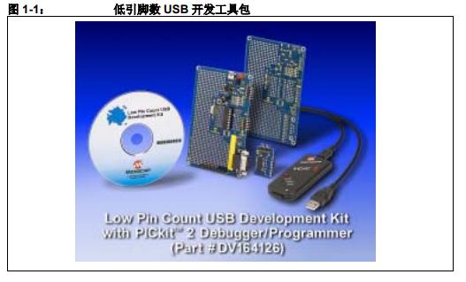 低引脚数USB开发工具包的介绍项目实验入门和原理图的资料概述