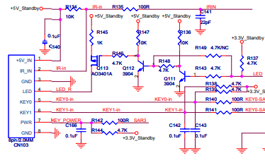 MST6M182VG方案三合一机型原理图免费下载