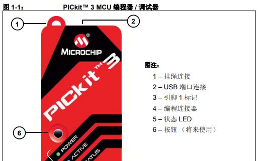 PICkit 3编程器作为开发工具在目标板上仿真和调试固件的方法详细概述
