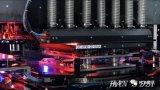 国内首台柔性OLED激光切割设备在深圳柔宇科技正...