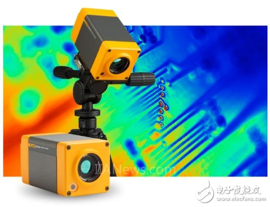 福禄克推出首款全辐射在线式热像仪