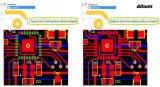 PCB布局布线的通关秘籍 焊盘间距选项问题分析