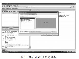 基于Matlab的GUI工具和内置的串口通信API的详细中文资料概述
