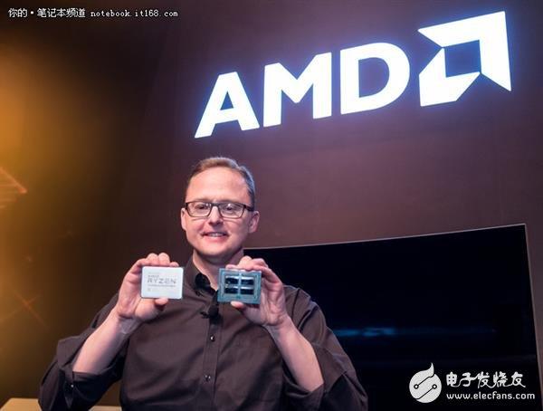 随着AMD 7nm制程芯片的加速落地,AMD将爆发更强悍的性能