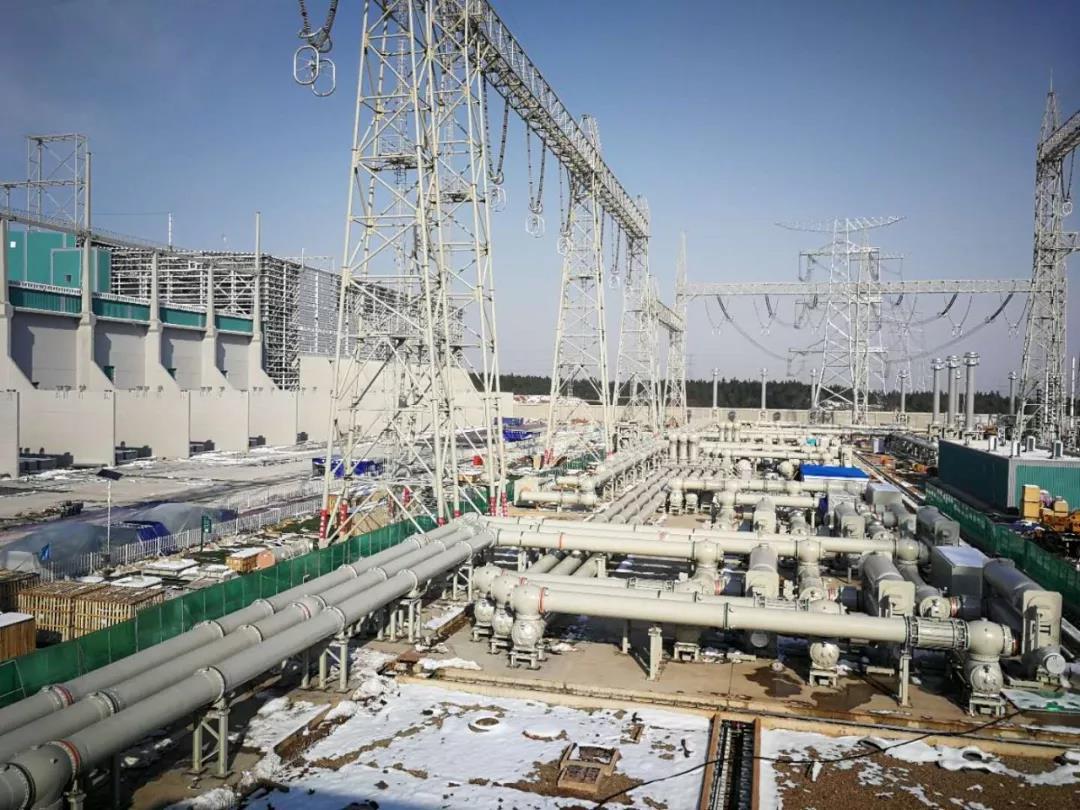 冀北电力累计投入68亿元,建设可再生能源接网工程