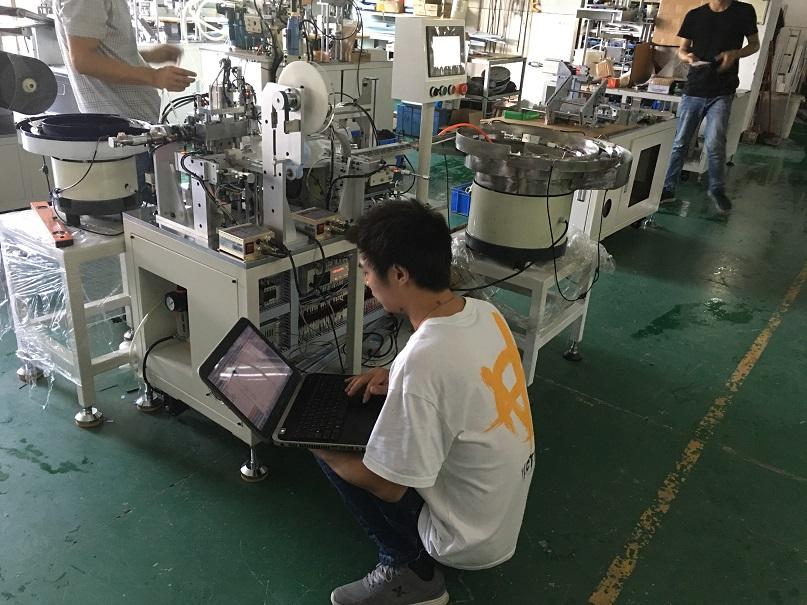 自动化设备常见故障检测