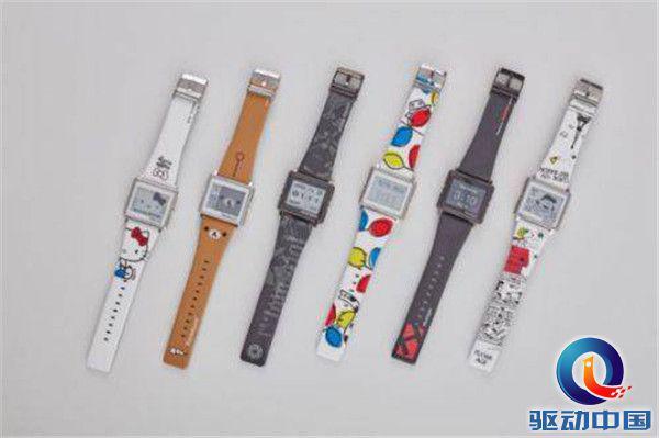 【回顾往年CES】爱普生携两款智能手表参展,也是爱普生品牌可穿戴产品首次在国际展览上亮相