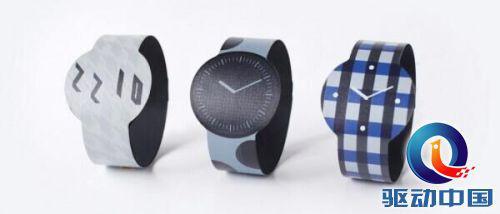 【回顾往年CES】索尼推出了第二代FES智能手表...