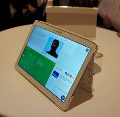 【回顾往年CES】三星推出了12.2英寸的Galaxy Note Pro