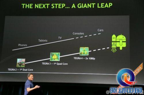 【回顾往年CES】NVIDIA推出了革命性的 Tegra K1移动处理器