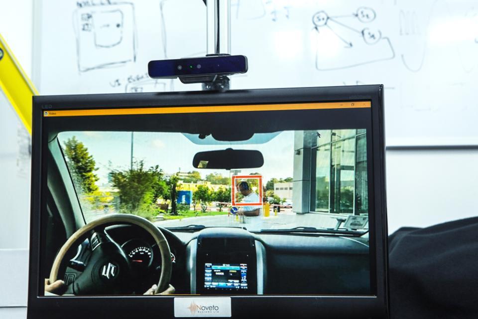 最新传感器技术:可以检测车内的心跳