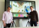 Juergen Gall团队展示他们的预测未来系统
