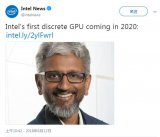 英特尔首款独立GPU将会在2020年推出