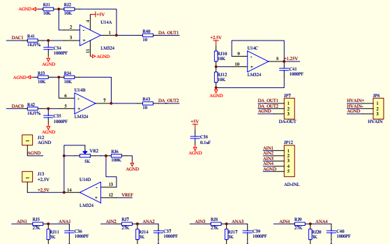C8051F040DK开发板全部资料软件例程,使用手册,原理图的资料概述
