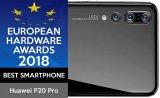 华为P20 Pro获海外大奖:2018年最佳智能手机