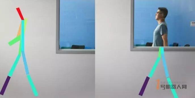 人工智能技术再进一步 可以监测到墙背后的人