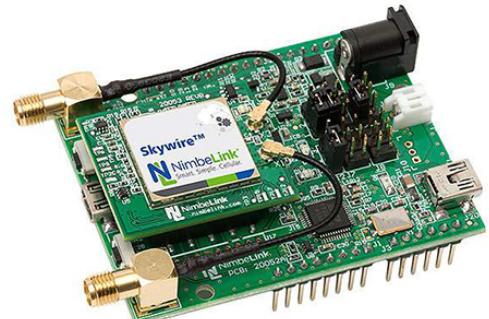 LTE Cat M1模块化解决方案
