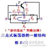 构成三点式振荡电路的原则是什么