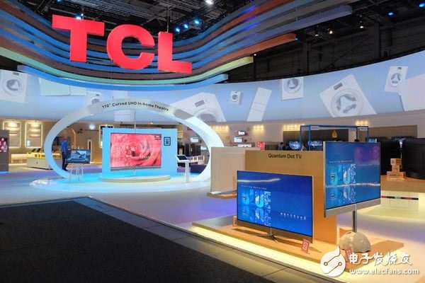 TCL未来将偏重于发展面板业务,对TCL来说未必...