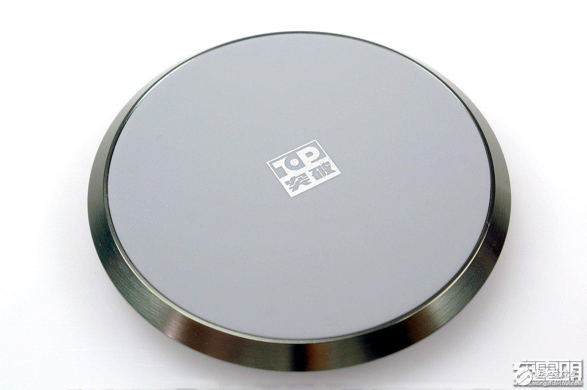 突破技术推出新款无线充电器TU0010,支持8mm隔空充电