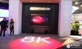 8K即将出世,显示面板产业链新变革