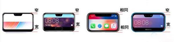为什么很多手机无法去掉下巴