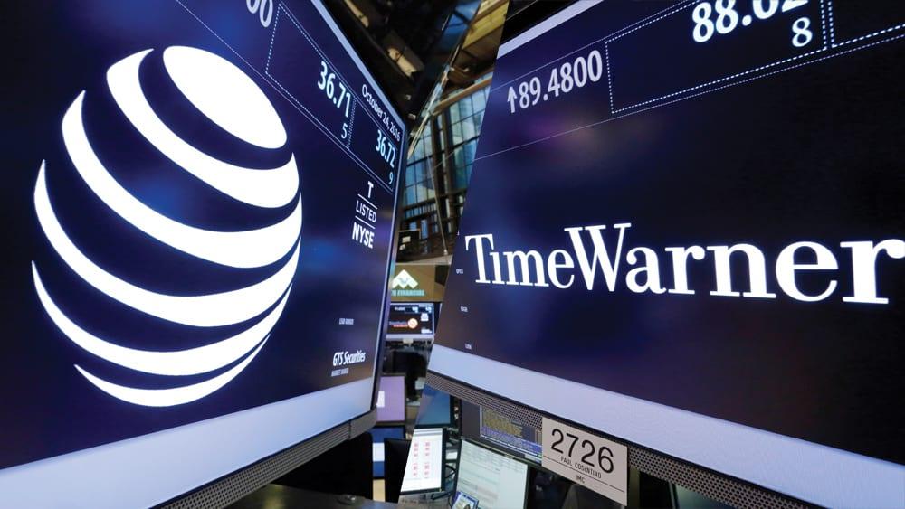 AT&T完成对时代华纳收购,425亿美元加上11.85亿股AT&T普通股