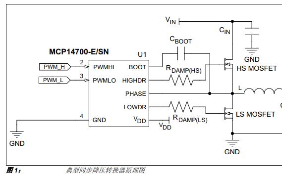 同步降压转换器系统功率损耗及系统的总体效率的计算方法设计的概述