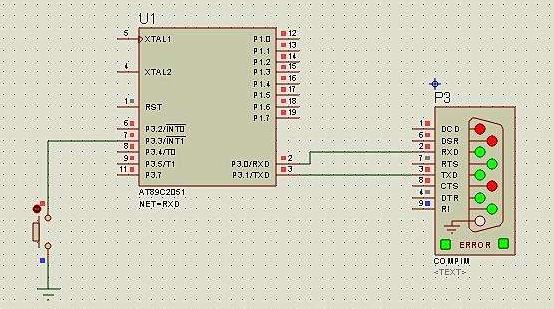 STM32中IO口模拟串口输出的乱码现象