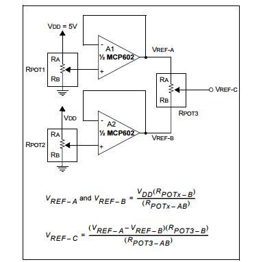 AN691中文手册之优化数字电位器电路,减少绝对和温度差异