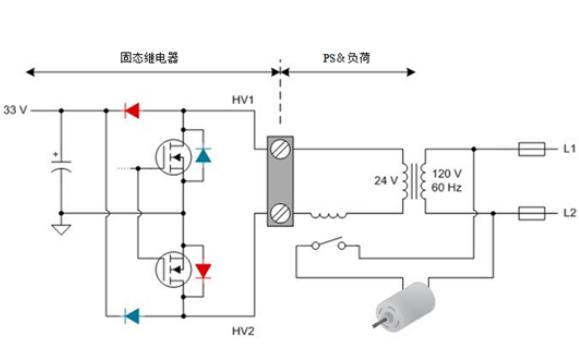 恒温器终端设备中SSR的组件选择过程