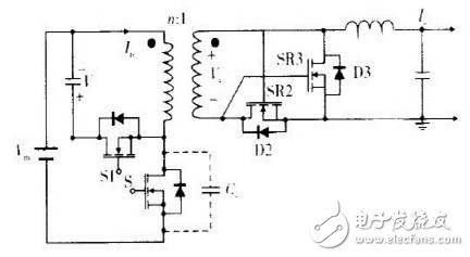 低压、大电流电源中提高效率的有效方法是同步整流