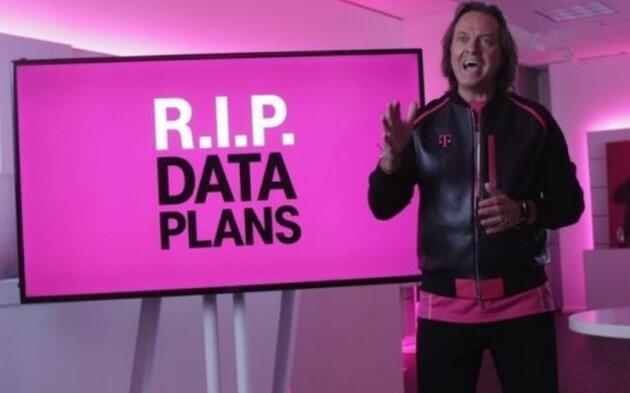 美国5G运营商T-Mobile和Sprint合并...