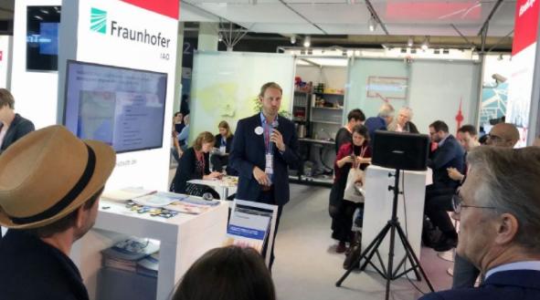德国工研院积极测试工业4.0应用