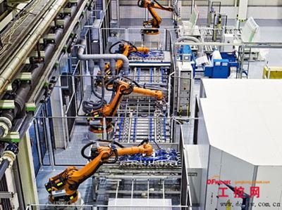 我国工业自动控制系统装置,制造行业的发展现状与趋...