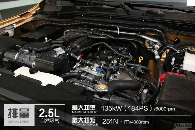 日产途达2.5L 四驱全方位测评